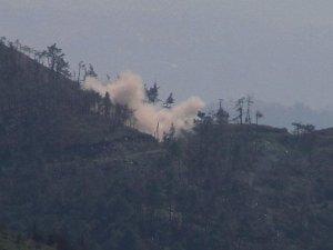 Esed güçleri Türkmendağı'na füze ve havanla saldırdı