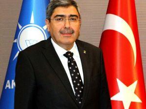 AK Parti Gaziantep İl Başkanı M.eyup Özkeçeci'den Kandil Kutlaması