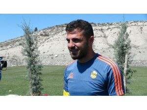Alima Yeni Malatyaspor'da Futbolcular Hırs Küpü