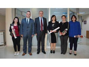 Teski Genel Müdürü Başa, 5 Nisan Avukatlar Günü'nü Kutladı