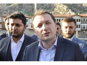 AK Partili Ecertaş: 'Kılıçdaroğlu' kelimesini 'ahlaksız' ile birlikte anacağız