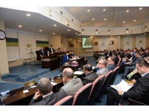 Osmangazi'de Başkan Vekilleri Ve İhtisas Komisyonları Seçildi