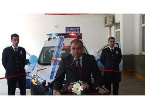Marmaris Polisi'ne 200 Bin Liralık Araç Bağışı