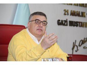 Başkan Kesimoğlu'nun Regaib Kandili Mesajı