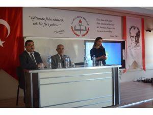 Kula'da 'Kodla Manisa' Değerlendirme Toplantısı Yapıldı