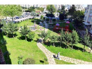 Muratpaşa'ya Dört Yeni Park