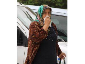 Hakkında 12 Yıl Hapis Cezası Bulunan Kadın Tesadüfen Yakalandı