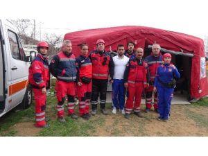 Malatya UMKE Ekibi, Doğu Hizmetinden Döndü