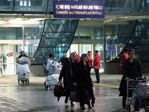 Ahıska Türklerinin üçüncü kafilesi Erzincan'a geliyor