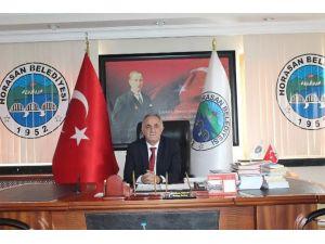 Başkan Aydın'dan Regaip Kandili Mesajı