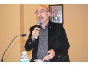 Alperen Ocakları, 'Orta Doğu Ve Terör' Konulu Konferans Düzenledi