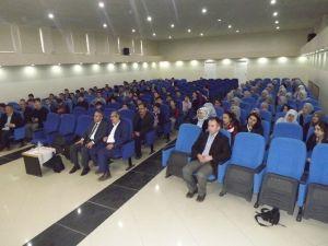 Öğrencilere Arapça Dili Konulu Konferans Verildi