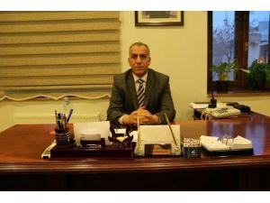 Kars Belediye Başkan Yardımcı Ünsal İtfaiye Müdürlüğü Çalışmalarını Değerlendirdi