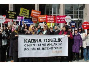 Kadem'den Kılıçdaroğlu Hakkında Suç Duyurusu