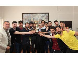 Üniversiteler Arası Futbol 1. Liginde DÜ'nün Başarısı