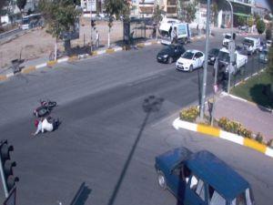 Adıyaman'da Motosiklet Kazaları