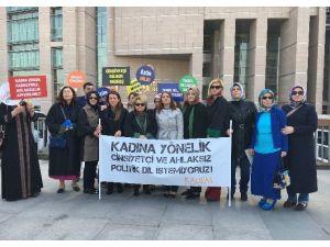 Kadem'den CHP Lideri Kılıçdaroğlu'na Suç Duyurusu