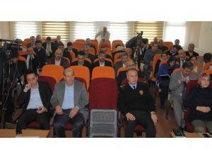 Elazığ'da Çevre Mevzuatı Bilgilendirme Toplantısı Yapıldı