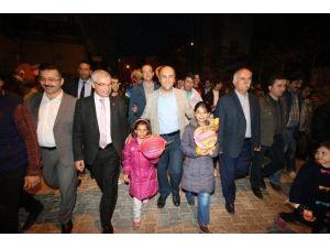 Beyşehir'de Şivlilik Ve Fener Alayı Coşkusu