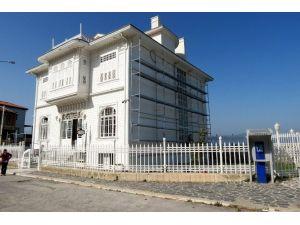 Mütareke Evi Restorasyonun Ardından Onarılıyor