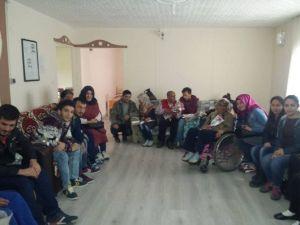 Sungurlu Gençlik Merkezinden Anlamlı Ziyaret