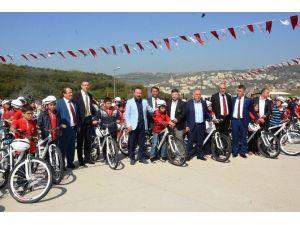 """Başkan Doğan: """" Bisikletsiz Ev Kalmayacak"""""""
