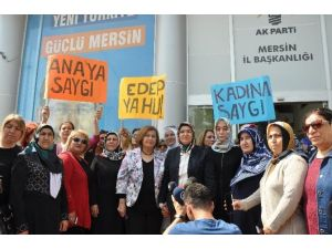 AK Parti'li Kadınlardan Kılıçdaroğlu'na Tepki
