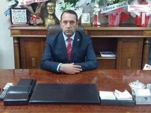 Erzurum Şoförler Ve Otomobilciler Odası Başkanı Yücel Karakaya, Regaip Kandili Nedeniyle Bir Mesaj Yayımladı