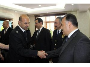 Türk Polis Teşkilatı 171. Kuruluş Yıl Dönümünü Kutluyor