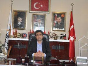 AK Parti İl Başkanı Ercik'ten Kılıçdaroğlu'na Sert Sözler