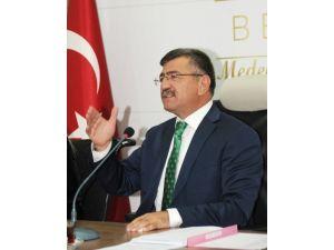 Niğde Belediye Başkanı Faruk Akdoğan, Polis Teşkilatı'nın 171. Yıldönümünü Kutladı