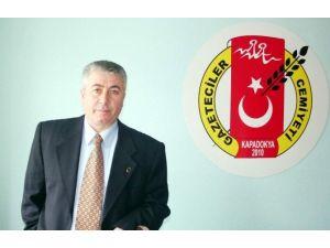 Kapadokya Gazeteciler Cemiyeti Başkanı Osman Koca: