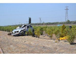 Aydın'da Trafik Kazası: 2 Ölü, 1 Ağır Yaralı