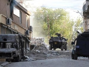Nusaybin'de 2 polis ve 1 asker şehit, 3 yaralı