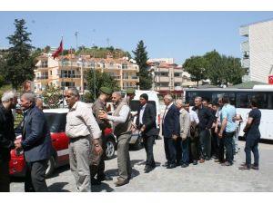 Vanlı Şehit Yakınları Marmaris'te