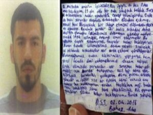 PKK Kuryesi Yakalandığı Sırada Pusulayı Ağzına Attı!