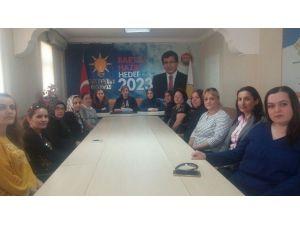 AK Parti Kadın Kolları'ndan Kılıçdaroğlu'na Kınama