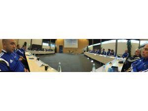 Danimarka'daki UEFA Study Group toplantısı sona erdi