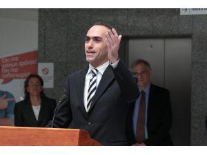 Rum Maliye Bakanı: Doğalgaz sondajı için yeni ruhsatlar verilecek