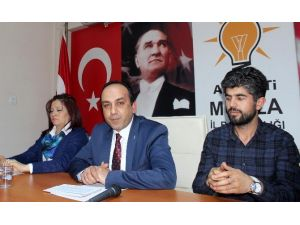 AK Parti Muğla İl Yönetimi İstifa Etti