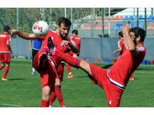 Altınordu, Denizlispor maçına hazırlanıyor