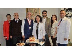 Doktorların 'Doçentlik' Kutlaması