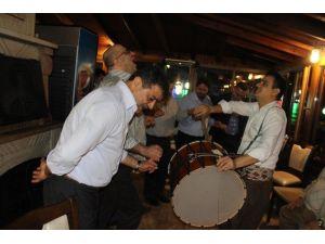 Edirne'de Doktorlar Sıra Gecesinde Buluştu