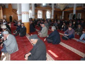 Adilcevaz'da Şehit Polisler İçin Mevlit Okutuldu