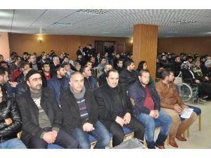 Sorgun TSO'da Kobigel Projesi Hakkında Bilgilendirme Toplantısı Düzenlendi