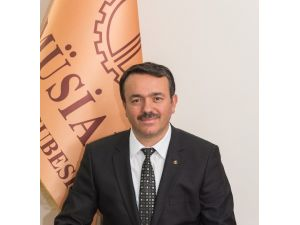 MÜSİAD Başkanı Çakmak'tan Kandil Kutlaması