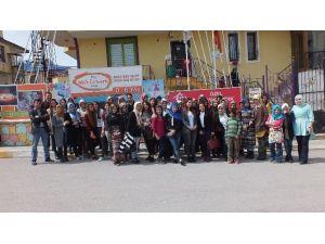 BEÜ Çocuk Gelişimi Bölümü Öğrencileri Anaokulunu Gezdi