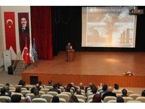 BEÜ'de 'Ortaçağ Müslüman Medeniyeti Ve Nevruz Bayramı' Paneli