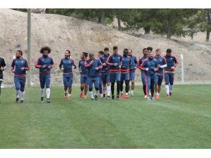 Alima Yeni Malatyaspor, Şanlıurfaspor Maçı Hazırlıklarını Sürdürdü