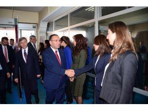 Adalet Bakanı Bekir Bozdağ'ın Bitlis Ziyareti